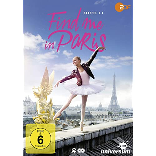 Find Me in Paris - Staffel 1.1