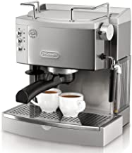 delonghi dedica coffee machine and grinder