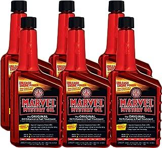 Marvel Mystery Oil MM12R-6PK - 16 Fl Oz. (Pack of 6)