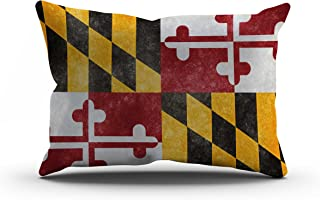 Maryland Throw Pillow Covers Decorative Pillows Inserts Covers Home Kitchen