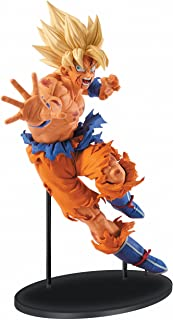 Banpresto Dragon Ball Z 8.7-Inch Goku Figure, SCulture Big Budoukai 5 Volume 1