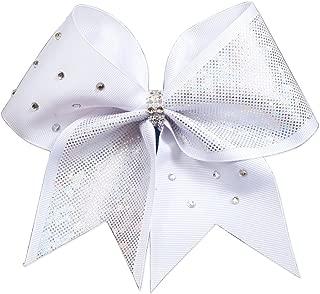 rhinestone cheer bows cheap