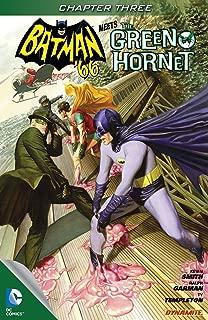 Batman '66 Meets The Green Hornet #3 (Batman '66 Meets the Green Hornet)