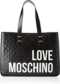 Love Moschino Jc4209pp0a, Bolso tipo tote para Mujer, Rame, 16x31x42 Centimeters (W x H x L)