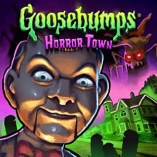 Gänsehaut HorrorTown - Monster City Builder