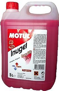 MOTUL Inugel Long Life 30% Orgánico rojo 5L