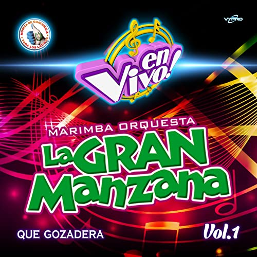 La Camisa Negra (En Vivo) de Marimba Orquesta La Gran Manzana ...
