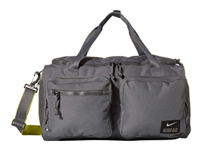 Nike Utility Power Small Duffel (Iron Grey/Iron Grey/Enigma Stone) Bags
