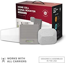 weBoost Home MultiRoom (470144) Cell Phone Signal Booster Kit | Up to 5,000 sq ft | All..