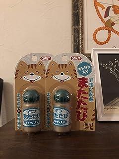 コメット 猫用おやつ キトサン入りまたたび 3g×2個 (まとめ買い)