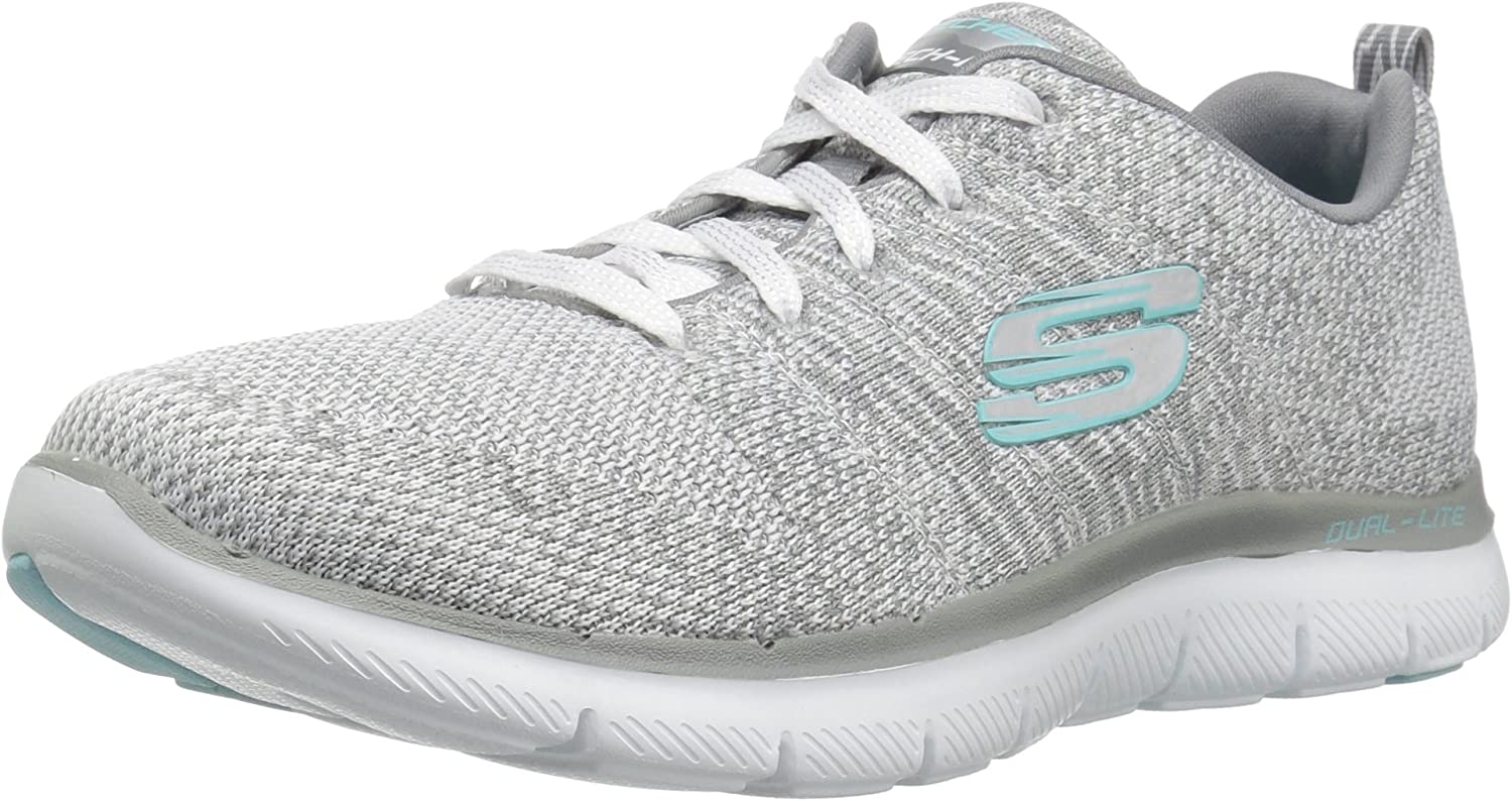 Skechers Women's Flex Appeal 2.0 - HIGH Energy Sneakers