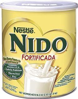 雀巢NIDO Fortificada奶粉 (適用年齡:1-3歲) 1罐裝 3.52 磅(1.6千克)