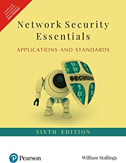 Network Security Essentials :Application And Standards, 6Th Edition