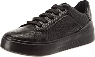 GEOX D Nhenbus A Womens Leather Sneakers/Shoes