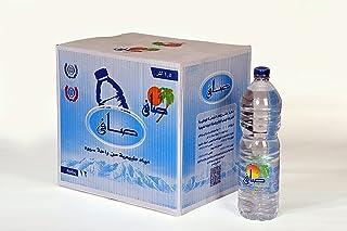 Safi Water Bottle - 1.5 Liter Set of 12