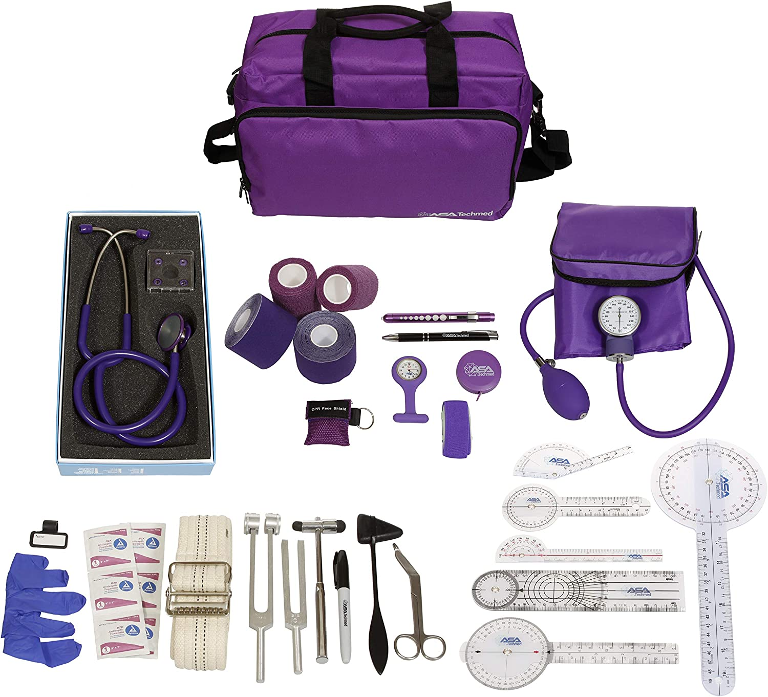 Physical Tulsa Mall Therapy Home Health Aide Bag Call with Kit Year-end gift