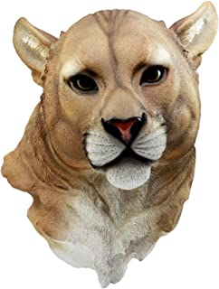 Ebros Gift Sarabi Large Lioness Head Wall Decor Plaque 16