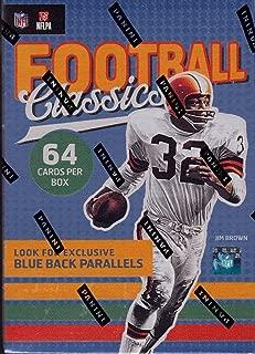2017 classics football box