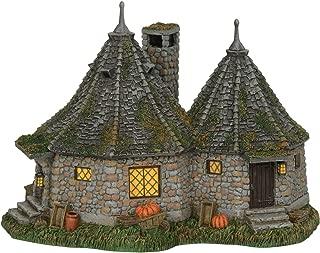 Department 56 Harry Potter Village Hagrid's Hut Lit Building, 6.7