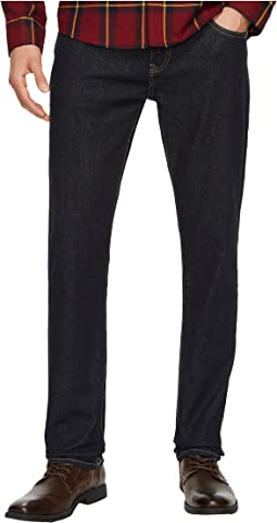 Ben Sherman - Stretch Slim Straight Leg Jeans in True Wash