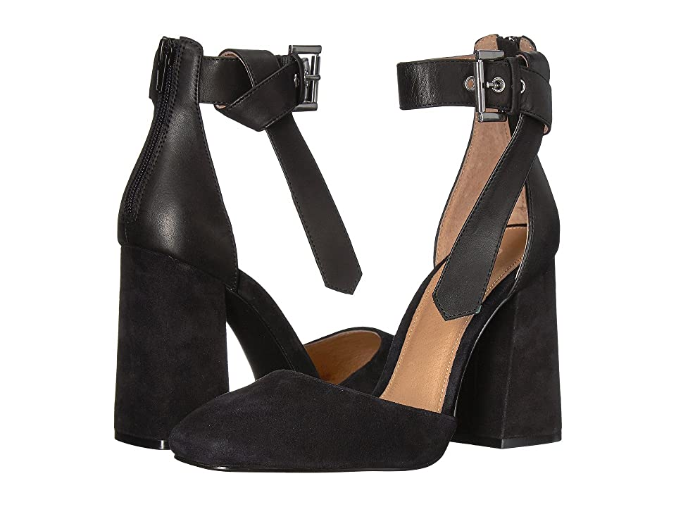 Shellys London Gillian (Black) High Heels