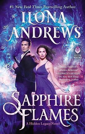 Sapphire Flames: A Hidden Legacy Novel (English Edition)