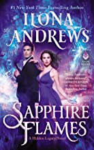 Best sapphire flames ilona andrews Reviews