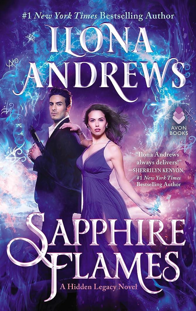 反映する伝染性の白内障Sapphire Flames: A Hidden Legacy Novel (English Edition)