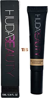 Exclusive New HUDA BEAUTY The Overachiever Concealer 10ml (SUGAR BISCUIT)