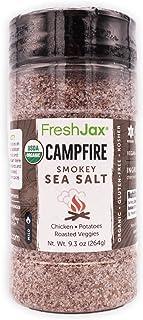 Best FreshJax Premium Gourmet Spices and Seasonings (Campfire: Organic Smokey Sea Salt) Review