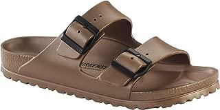 Unisex Arizona Essentials EVA Metallic Copper Sandals - 39 Narrow EU