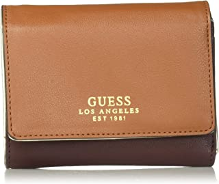 GUESS womens Ella Small Trifold Wallet