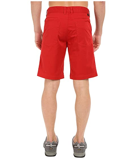 Temporada The Face North Red Pompeian anterior Shorts The Narrows 0r0wBqH