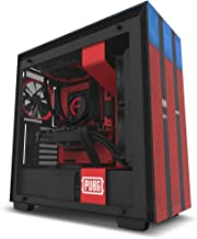 NZXT H700 - Limited Edition PUBG ATX Mid-Tower PC Gaming Case - Tempered Glass Panel - Enhanced Cable Management System – ...