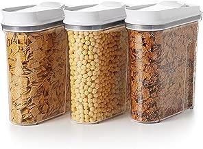 OXO POP dispensador de cereales–pequeño, Set, Set de 3 piezas, 1