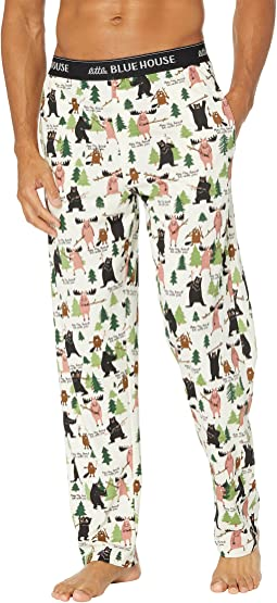 Jersey Pajama Pants May The Forest Be with You