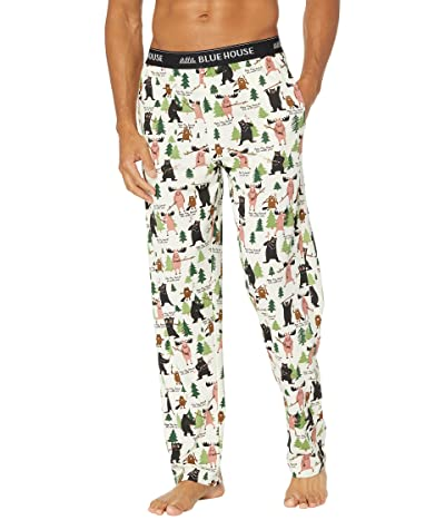 Little Blue House by Hatley Jersey Pajama Pants May The Forest Be with You