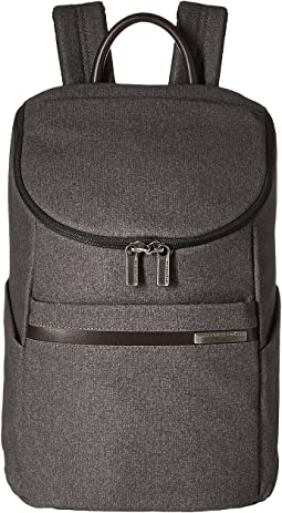 Kinzie Street - Small Wide Mouth Backpack