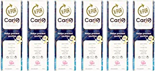 X-PUR CariØ Junior Toothpaste - 25% Xylitol Toothpaste - Bubble Gum Flavored Toothpaste For Kids - Helps Prevent Cavities...