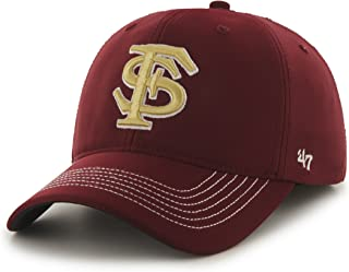 NCAA '47 Brand Game Time Closer Stretch Fit Hat