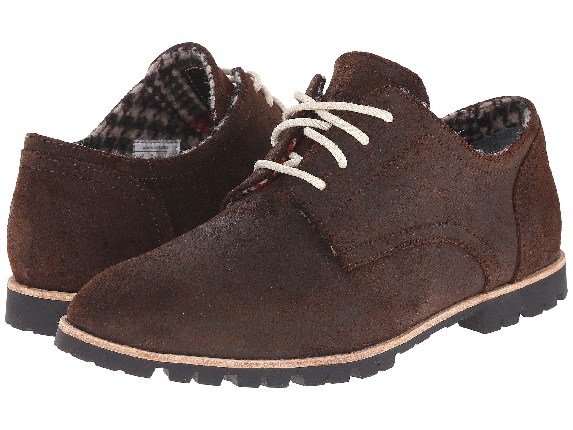 Zapato Casual para Mujer Woolrich Adams Leather  + Woolrich en VeoyCompro.net