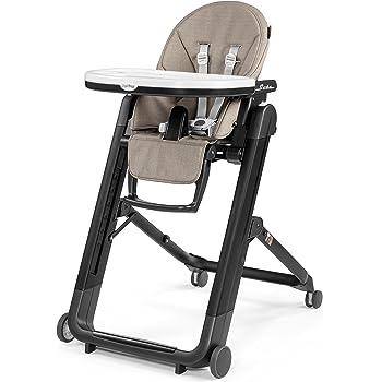 Peg Perego Siesta High Chair - Ginger Grey …