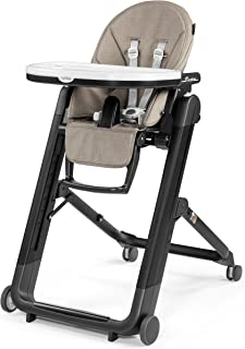 Peg Perego Siesta High Chair - Ginger Grey …