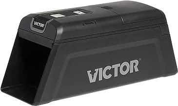 Victor M2 Smart-Kill Wi-Fi Electronic Rat Trap, 1 Pack, Black