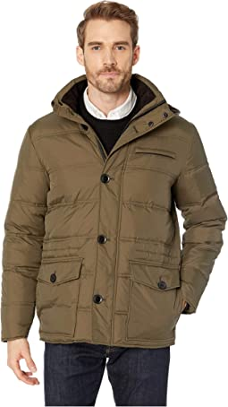 Heavyweight Hooded Parka Puffer