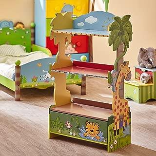 Best childrens jungle bookcase Reviews