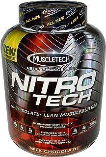 MuscleTech NITRO TECH 4LB 1.8 KG