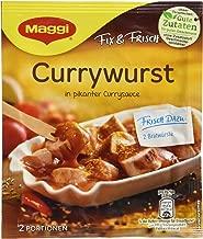 Maggi fix und frisch Currywurst tomatig-pikant