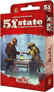 Portal Games 51st State Allies Game