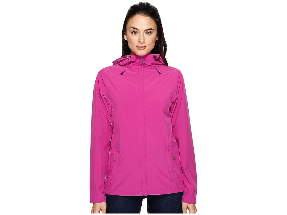 Royal Robbins Oakham Waterproof Jacket (Aster) Women